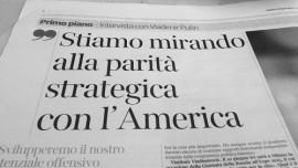 Il Corriere della Sera, Italia | © Luca Lovisolo