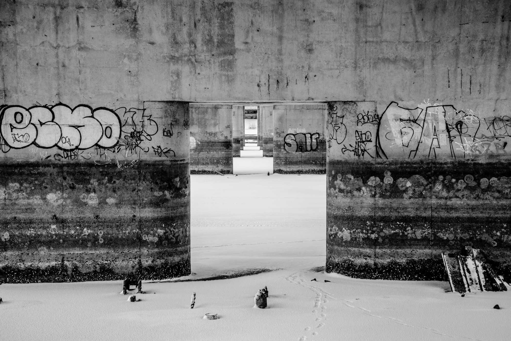 Čerepovec, Russia, strutture di cemento armato | © Ant Rozetsky