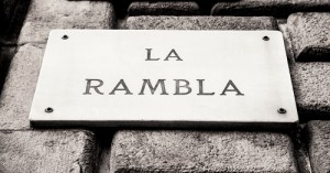 Barcellona, La Rambla   ©Perseomedusa