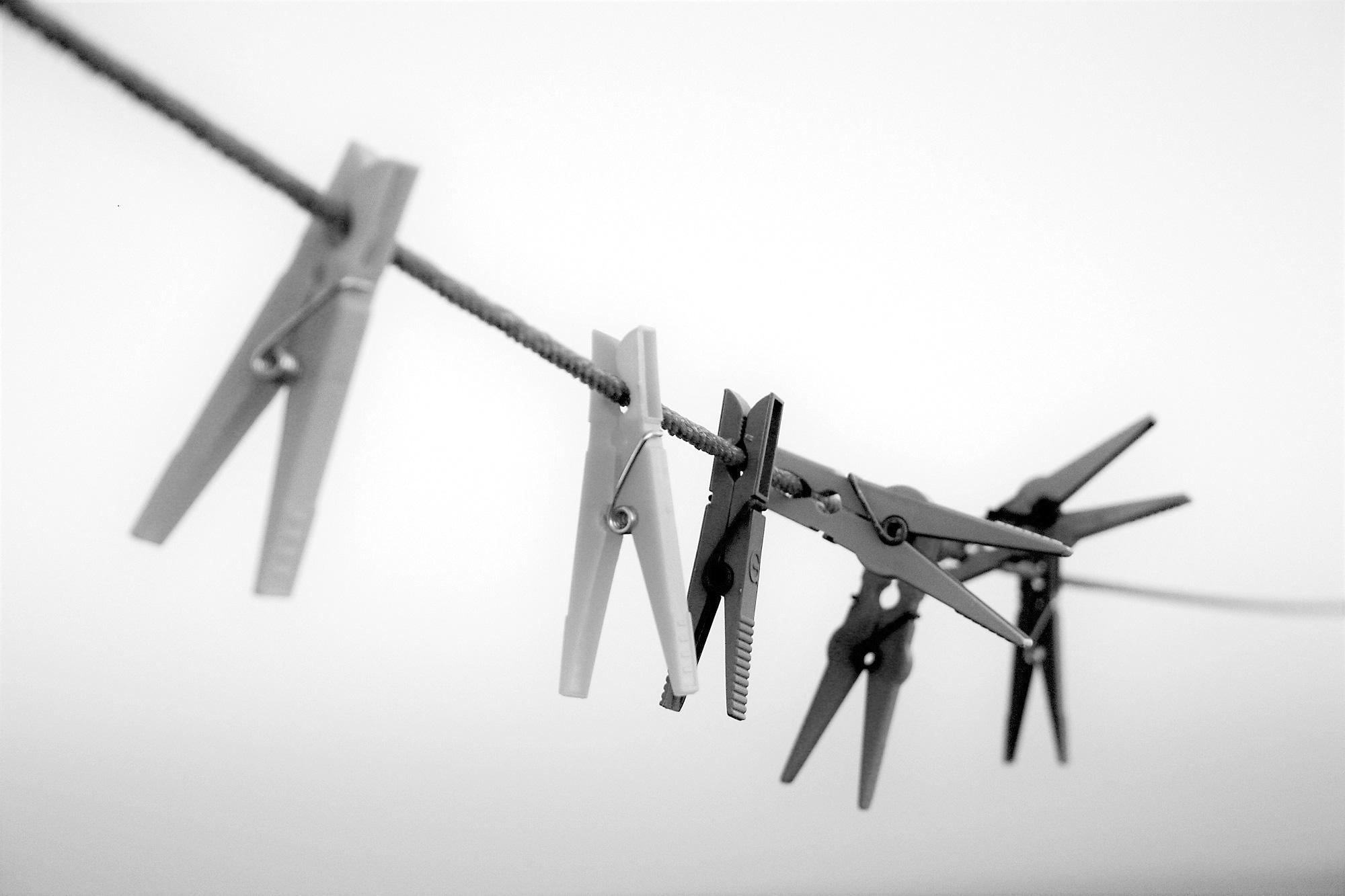 Pinze da bucato | © Felix Prado