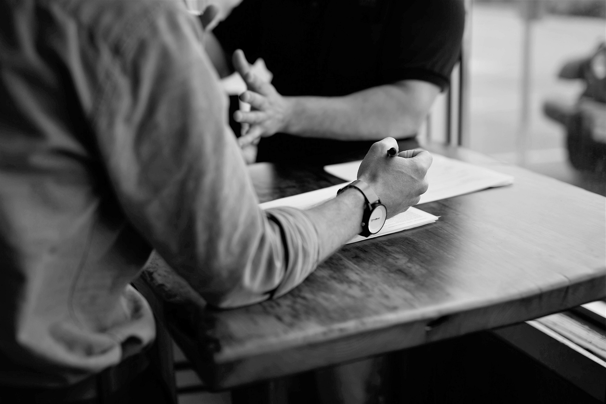 Incontro di lavoro | © Nik MacMillan