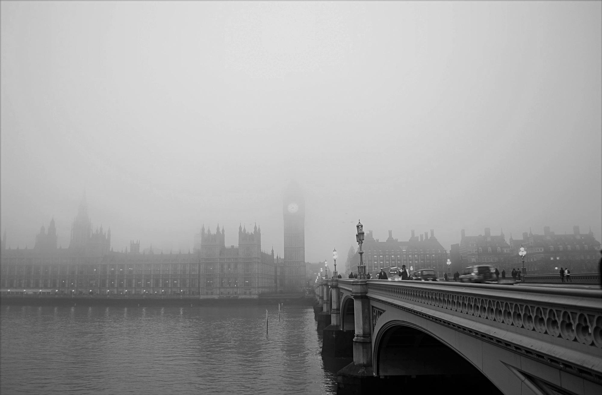 Londra, il Parlamento | © Sandra Mode
