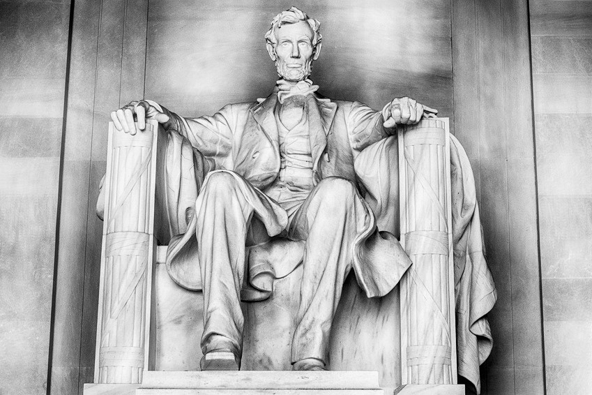 Abraham Lincoln, Washington DC Memorial | © Andrea Izzotti