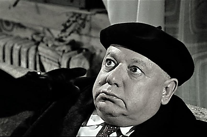 Paolo Villaggio (1932-2017) in «Fantozzi alla riscossa» | Scena dal film