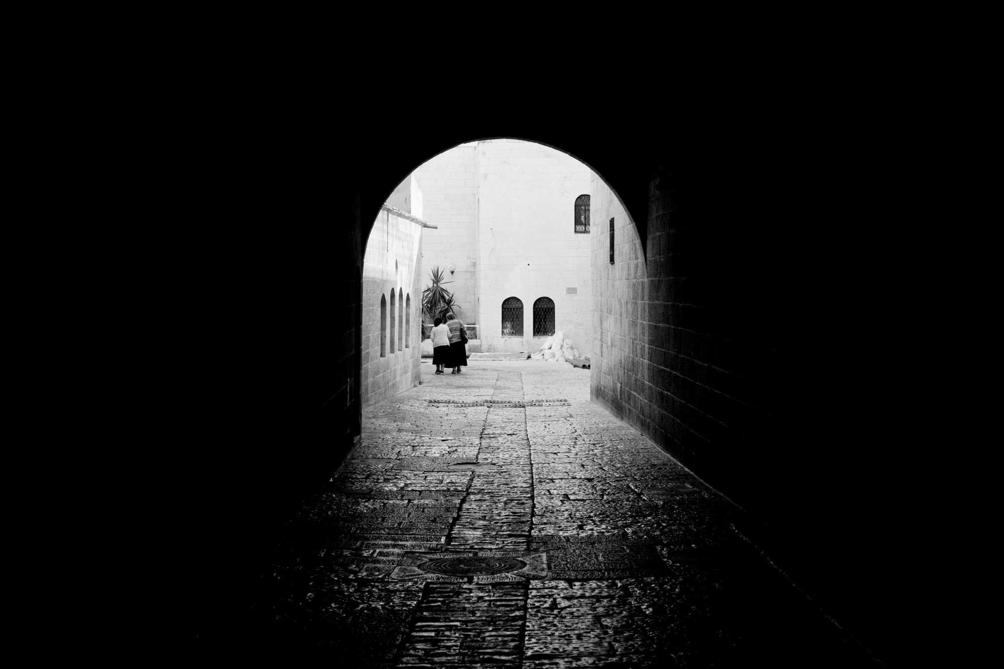 Jerusalem   © Arno Smit
