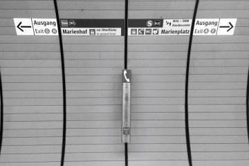 Monaco di Baviera, metropolitana, stazione Marienplatz | © Luca Lovisolo