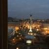 Majdan Nezaležnosti la notte