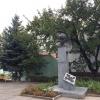 Černivci, Il monumento a Paul Celan, scrittore e traduttore