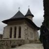 Suceava, chiesa cristiana ortodossa nel centro città