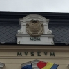 Suceava, Museo storico della Bucovina, sede