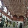 Suceava, Romania, stazione ferroviaria, interno