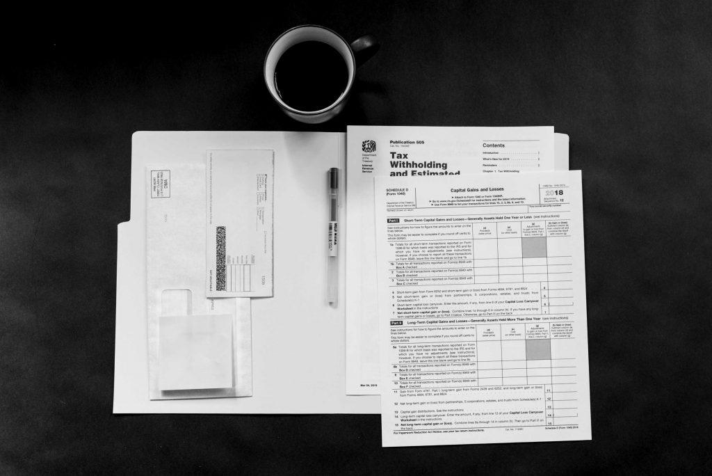 Dichiarazione fiscale | © Kelly Sikkema