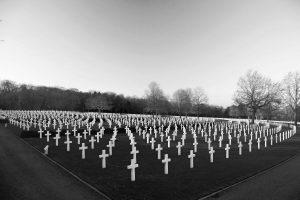 Cimitero di guerra | © Neil Thomas