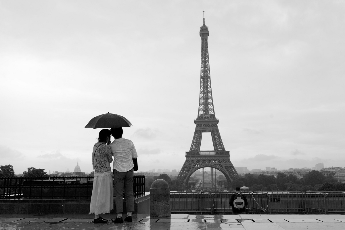 Pioggia su Parigi | © danmir12