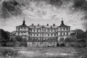 Castello di Pidhirtsi, regione di Leopoli, Ucraina   © chamillew