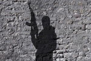 Uomo in armi | © Jonathan Stutz