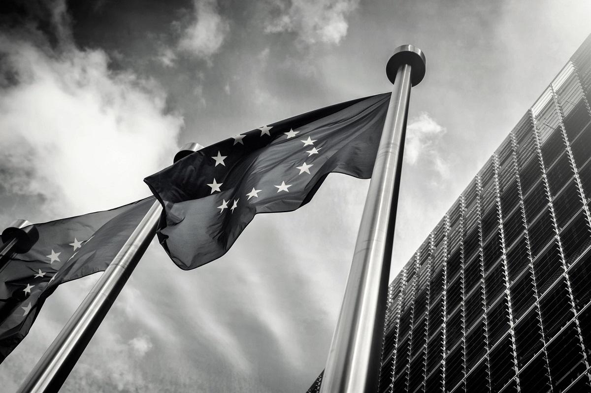 Unione europea, bandiere   © Paul Grecaud