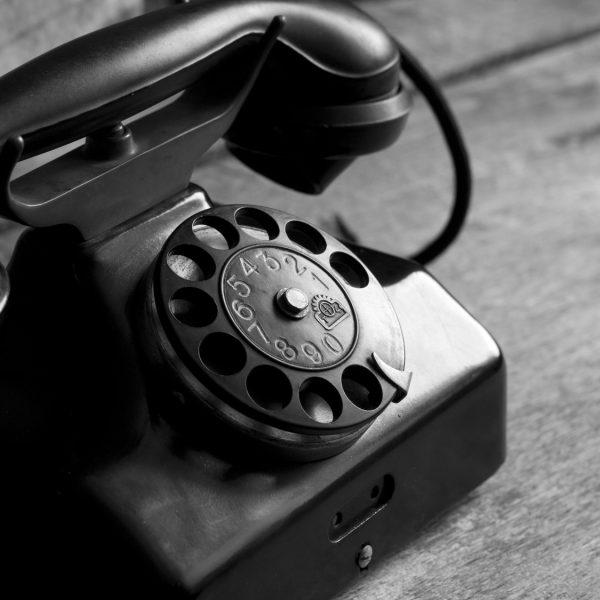 Telefono di bachelite | © udra11