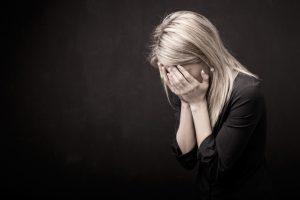 Donna in lacrime   © Kaspars Grinvalds