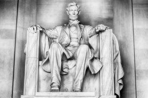 Abraham Lincoln, Washington DC Memorial   © Andrea Izzotti