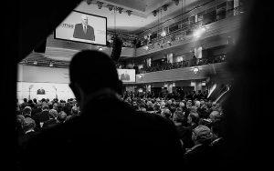 Mike Pence a Monaco   © MSC / Kuhlmann