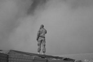 Soldato USA   © Tyler Barnes