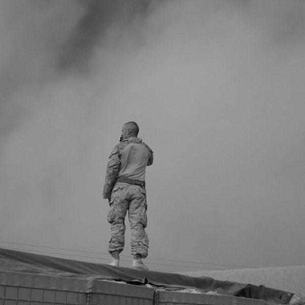 Soldato USA | © Tyler Barnes