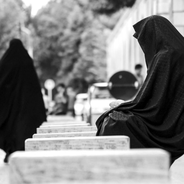 Donne a Isfahan, Iran | © Majid Korang Beheshti