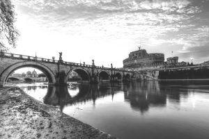 Roma, Castel Sant'Angelo | © Willian West