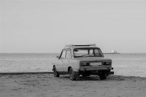 Auto Lada prodotta in Unione sovietica su licenza italiana | © Mark Kamalov