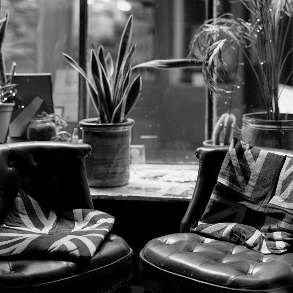 Dialogo tra assenti | © Benjamin Lambert