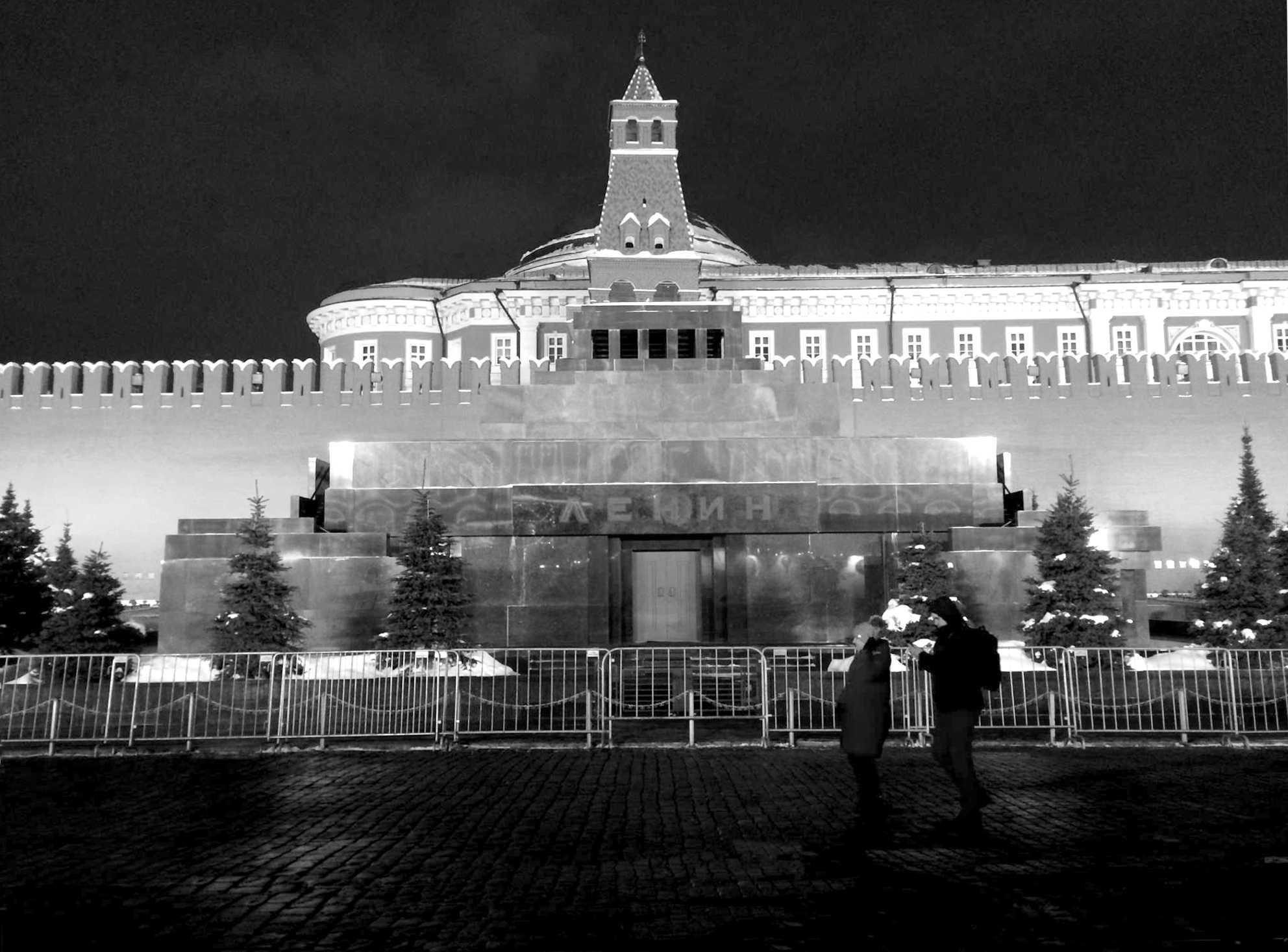 Mosca, Piazza Rossa, Mausoleo di Lenin | © Luca Lovisolo