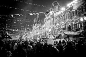 Mosca, Piazza Rossa, Grandi magazzini GUM   © Daniils Silantev