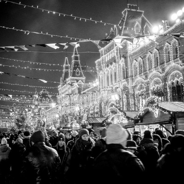 Mosca, Piazza Rossa, Grandi magazzini GUM | © Daniils Silantev