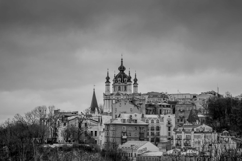 Kiev, Cattedrale di Sant'Andrea | Illia Čerednyčenko
