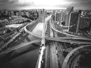 Brasile, San Paolo, ponte strallato   © Sergio Souza