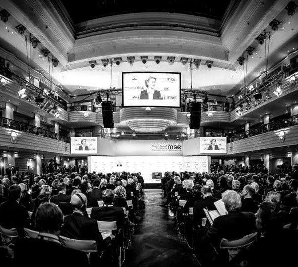 Conferenza di Monaco 2019 | © Centro media MSC