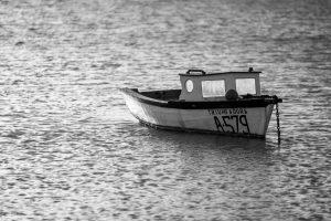 Barca all'ancora   © David Troeger