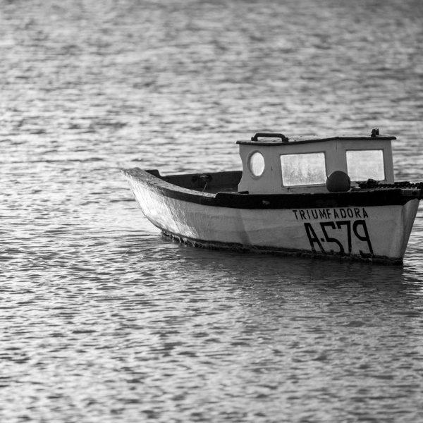 Barca all'ancora | © David Troeger