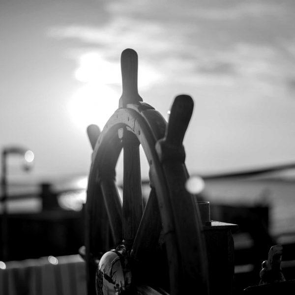 Ruota del timone | © Maximilian Weisbecker