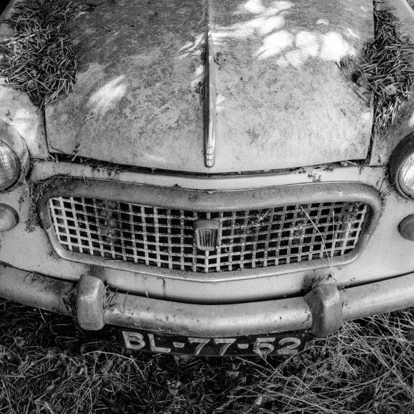 FIAT 1100 vecchio modello | © Ramiro Mendes