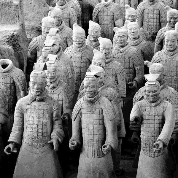 Xi'an, l'esercito di terracotta | © Aaron Greenwood