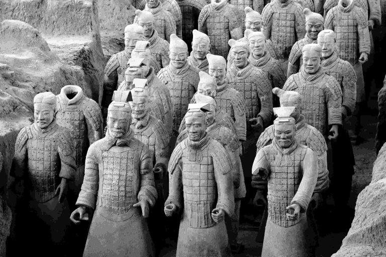 Xi'an, l'esercito di terracotta   © Aaron Greenwood
