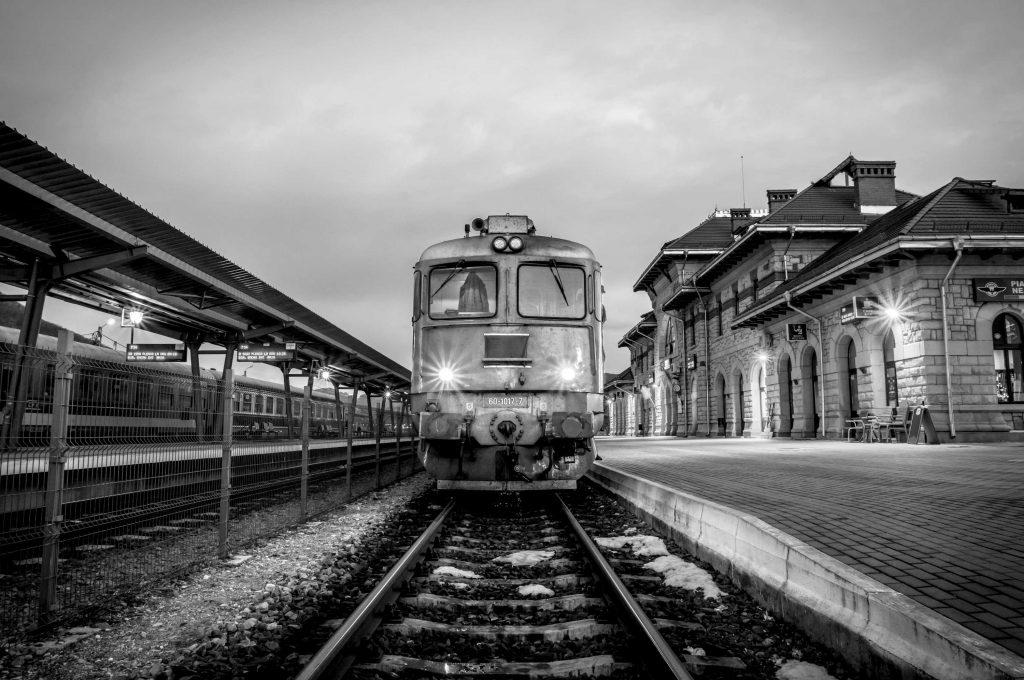 Stazione di Piatra Neamț, Romania | © Mihai Amariei