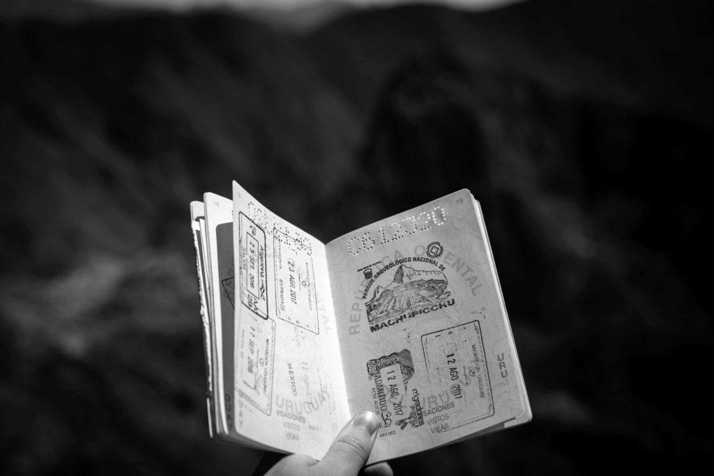 Passaporto | © Agus Dietrich