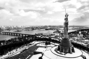 Kyjiv, Ucraina, monumento alla Madrepatria | © Denys Rodionenko
