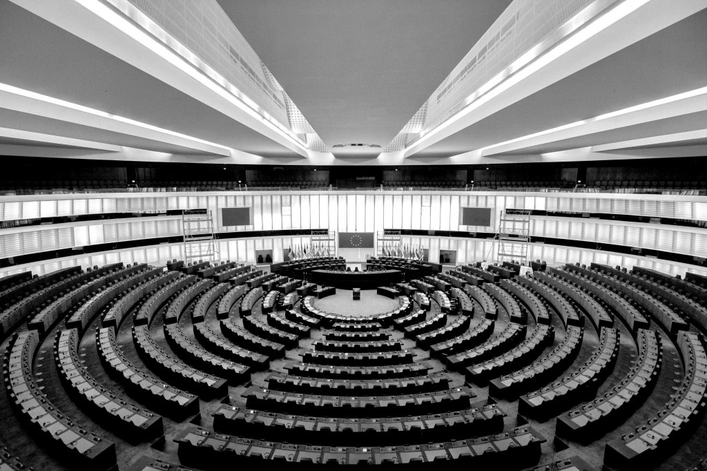 Strasburgo, Parlamento europeo | © Frederic Koberl
