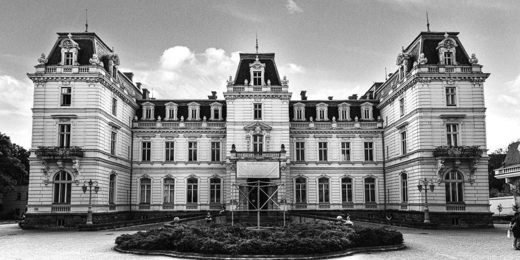 Ucraina orientale, Leopoli, Palazzo Potoc'kich
