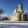 Mosca, interno del monastero del Salvatore e di Andronico