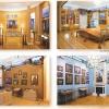 Mosca, Museo Roerich: interni prima dei sequestri